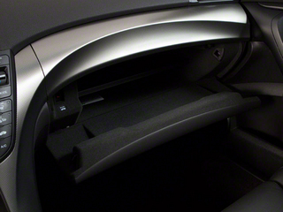 2012 Acura TL Pictures TL Sedan 4D Advance AWD photos glove box