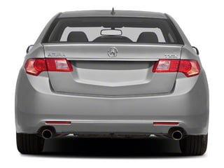 2012 Acura TSX Pictures TSX Sedan 4D photos rear view