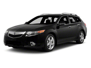 2012 Acura TSX Sport Wagon Pictures TSX Sport Wagon Wagon 4D Technology photos side front view