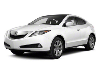 2012 Acura ZDX Pictures ZDX Utility 4D Advance AWD photos side front view