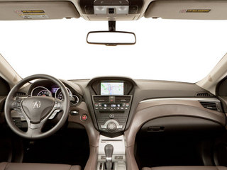 2012 Acura ZDX Pictures ZDX Utility 4D Advance AWD photos full dashboard