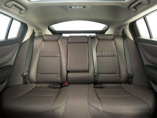 2012 Acura ZDX Pictures ZDX Utility 4D Advance AWD photos backseat interior