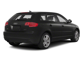 2012 Audi A3 Pictures A3 Hatchback 4D TDI photos side rear view