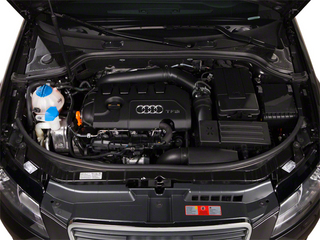 2012 Audi A3 Pictures A3 Hatchback 4D TDI photos engine