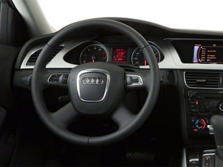 2012 Audi A4 Pictures A4 Sedan 4D 2.0T Quattro Prestige photos driver's dashboard