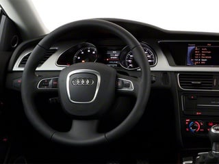 2012 Audi A5 Pictures A5 Coupe 2D Quattro photos driver's dashboard