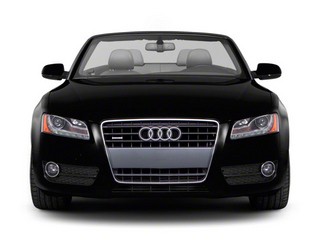 2012 Audi A5 Pictures A5 Convertible 2D Premium Plus photos front view