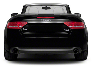 2012 Audi A5 Pictures A5 Convertible 2D Premium Plus photos rear view