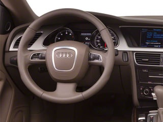2012 Audi A5 Pictures A5 Convertible 2D Premium Plus photos driver's dashboard