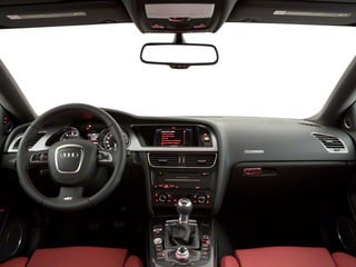 2012 Audi S5 Pictures S5 Coupe 2D Quattro photos full dashboard