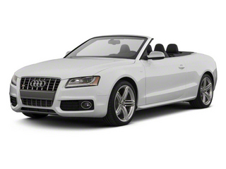 2012 Audi S5 Pictures S5 Convertible 2D Quattro photos side front view