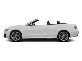 2012 Audi S5 Pictures S5 Convertible 2D Quattro photos side view