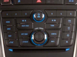 2012 Buick Verano Pictures Verano Sedan 4D Leather photos stereo system