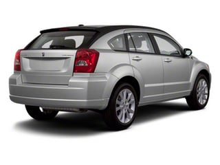 2012 Dodge Caliber Pictures Caliber Wagon 4D Uptown photos side rear view