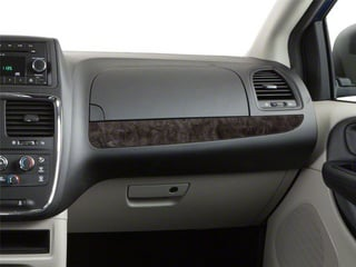 2012 Dodge Grand Caravan Pictures Grand Caravan Grand Caravan SE photos passenger's dashboard
