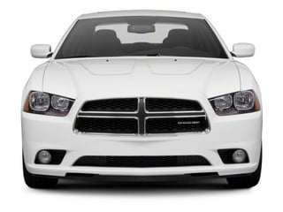 2012 Dodge Charger Pictures Charger Sedan 4D SRT-8 photos front view