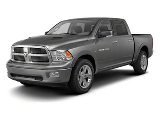 2012 Ram Truck 1500 Pictures 1500 Crew Cab Laramie 2WD photos side front view