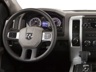 2012 Ram Truck 1500 Pictures 1500 Crew Cab Tradesman 2WD photos driver's dashboard