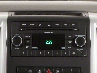 2012 Ram Truck 1500 Pictures 1500 Crew Cab Laramie 2WD photos stereo system