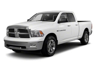 2012 Ram Truck 1500 Pictures 1500 Quad Cab Tradesman 4WD photos side front view