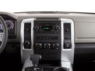 2012 Ram Truck 1500 Pictures 1500 Quad Cab Express 2WD photos center dashboard