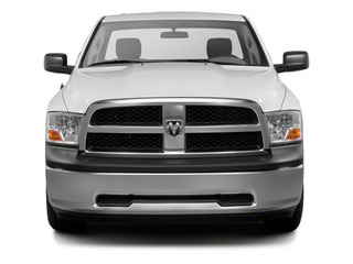 2012 Ram Truck 1500 Pictures 1500 Regular Cab ST 4WD photos front view