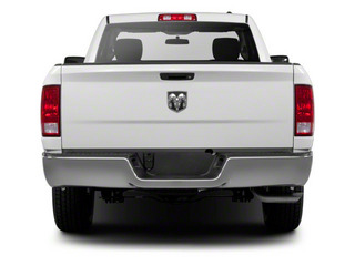 2012 Ram Truck 1500 Pictures 1500 Regular Cab ST 4WD photos rear view