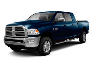 2012 Ram Truck 2500 Pictures 2500 Mega Cab Outdoorsman 4WD photos side front view