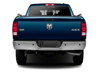 2012 Ram Truck 2500 Pictures 2500 Mega Cab Outdoorsman 4WD photos rear view