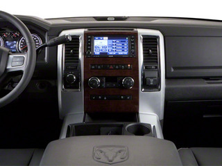 2012 Ram Truck 2500 Pictures 2500 Mega Cab Outdoorsman 4WD photos center dashboard