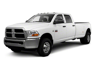 2012 Ram Truck 3500 Pictures 3500 Crew Cab Laramie 2WD photos side front view