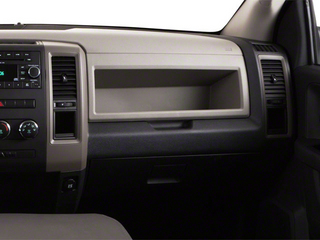 2012 Ram Truck 3500 Pictures 3500 Crew Cab Longhorn 4WD photos passenger's dashboard