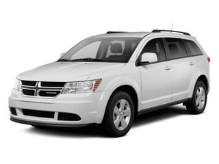 2012 Dodge Journey Pictures Journey Utility 4D SXT 2WD photos side front view