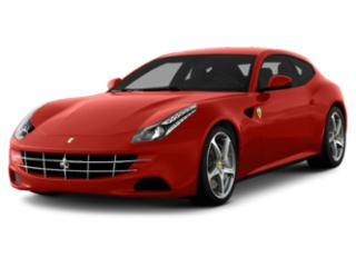2012 Ferrari FF Pictures FF photos side front view
