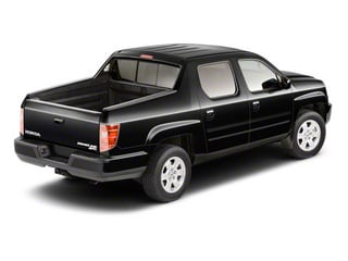2012 Honda Ridgeline Pictures Ridgeline Utility 4D RTS 4WD photos side rear view