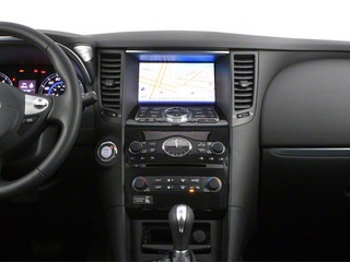2012 INFINITI FX35 Pictures FX35 FX35 Limited AWD photos center dashboard