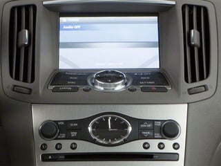 2012 INFINITI G37 Coupe Pictures G37 Coupe 2D photos stereo system