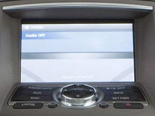 2012 INFINITI G37 Coupe Pictures G37 Coupe 2D IPL photos navigation system