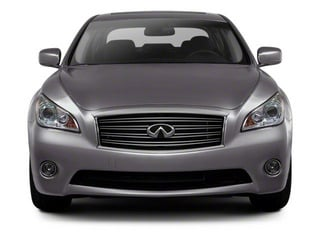 2012 INFINITI M56 Pictures M56 Sedan 4D photos front view