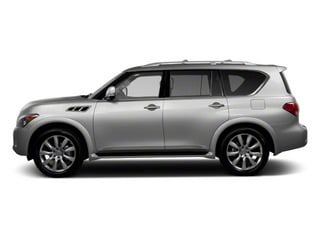 2012 INFINITI QX56 Pictures QX56 Utility 4D 2WD photos side view