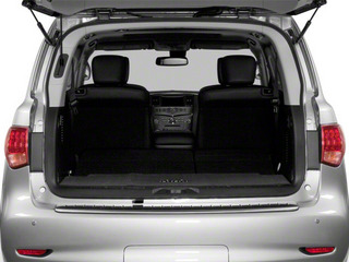 2012 INFINITI QX56 Pictures QX56 Utility 4D 4WD photos open trunk