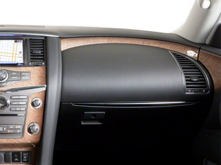 2012 INFINITI QX56 Pictures QX56 Utility 4D 2WD photos passenger's dashboard
