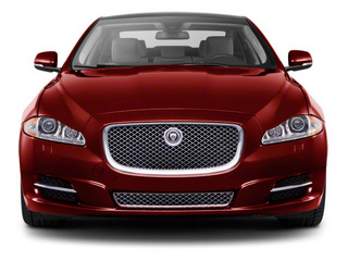 2012 Jaguar XJ Pictures XJ Sedan 4D L photos front view