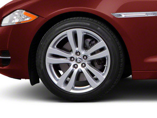 2012 Jaguar XJ Pictures XJ Sedan 4D L photos wheel