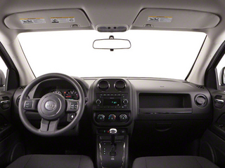 2012 Jeep Compass Pictures Compass Utility 4D Limited 4WD photos full dashboard