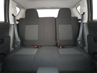 2012 Jeep Compass Pictures Compass Utility 4D Limited 4WD photos backseat interior