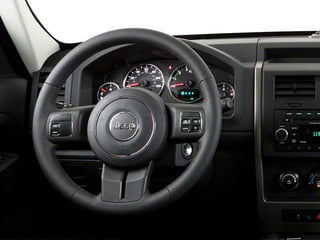 2012 Jeep Liberty Pictures Liberty Utility 4D Sport 2WD photos driver's dashboard