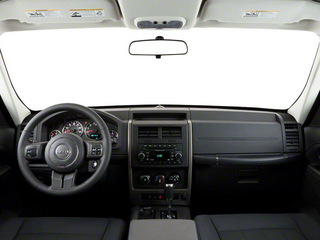 2012 Jeep Liberty Pictures Liberty Utility 4D Sport 2WD photos full dashboard