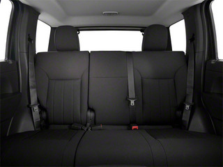2012 Jeep Liberty Pictures Liberty Utility 4D Sport 2WD photos backseat interior