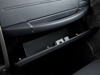 2012 Jeep Liberty Pictures Liberty Utility 4D Sport 2WD photos glove box
